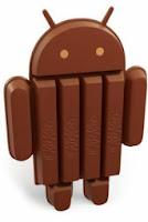Tampilan Resmi Android KitKat 4.4