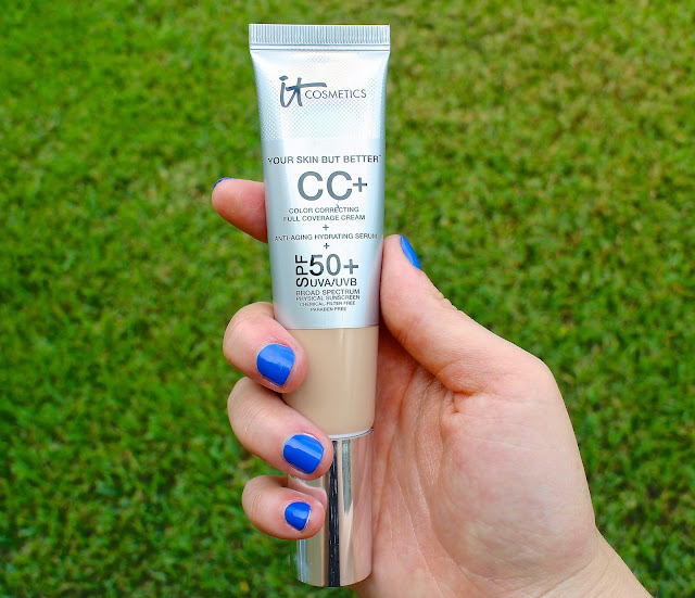 it cosmetics CC cream light