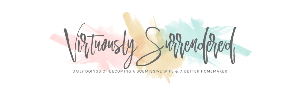 Virtuously Surrendered