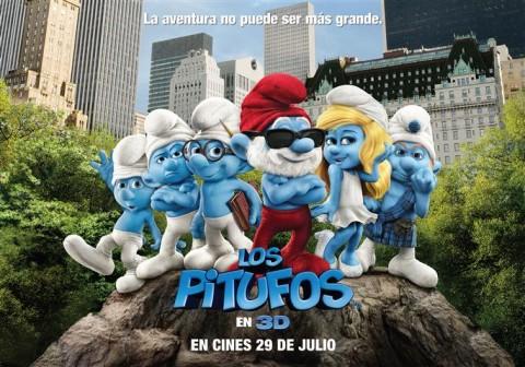Los Pitufos Galería, Los Pitufos 3D