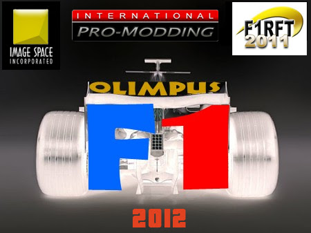 mod rFactor F1 2012