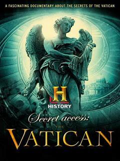 Acceso Secreto: El Vaticano – DVDRIP LATINO