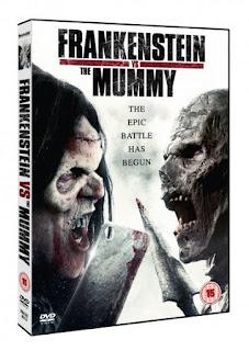 Frankenstein vs The Mummy 2015
