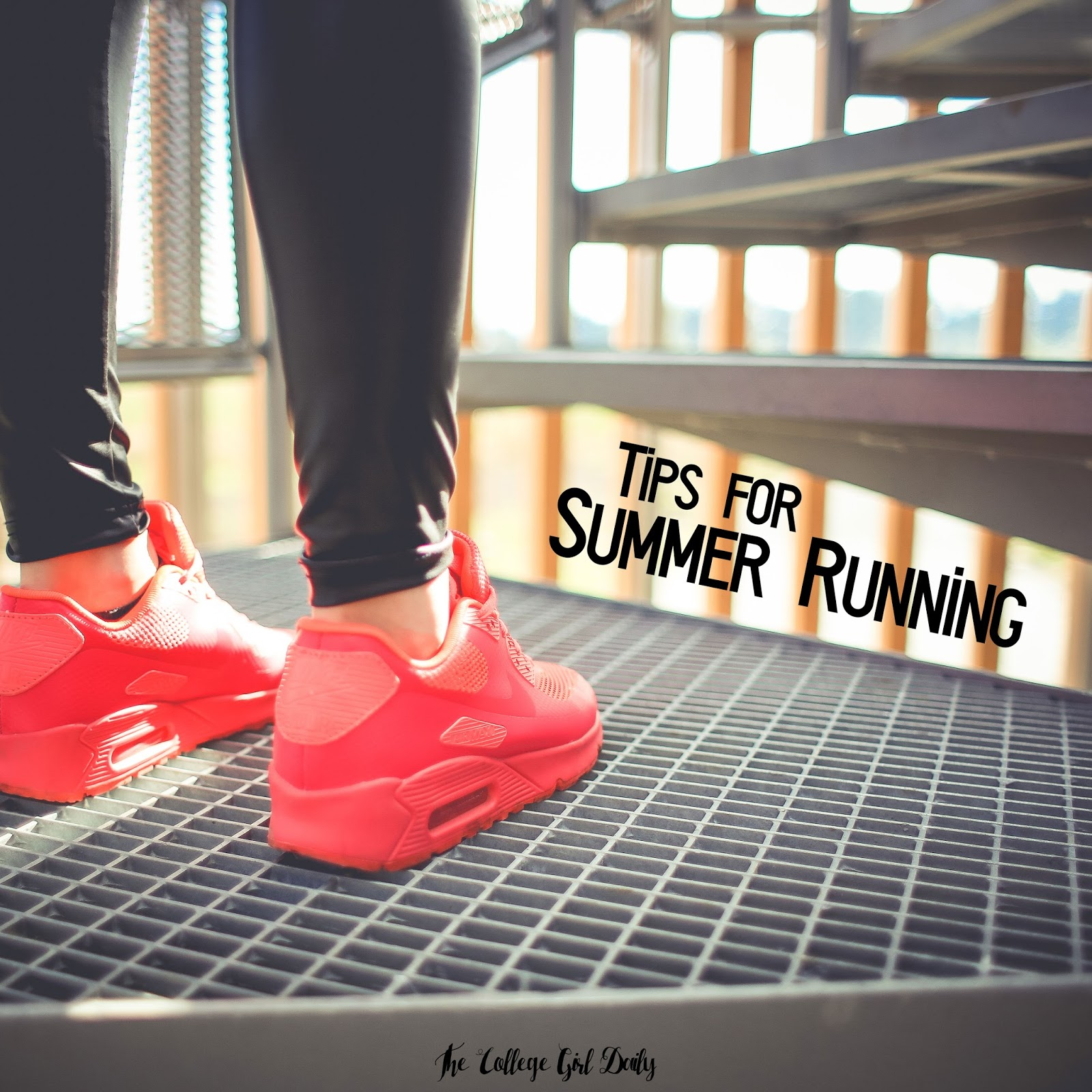Summer, running, fitness, hot, heat, heat index, nike, personal best, mile,