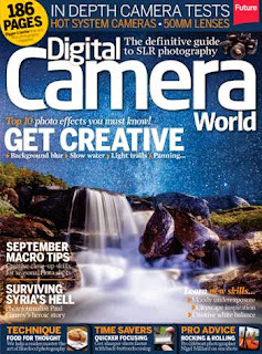 Digital Camera World Magazine Issue 143 October 2013