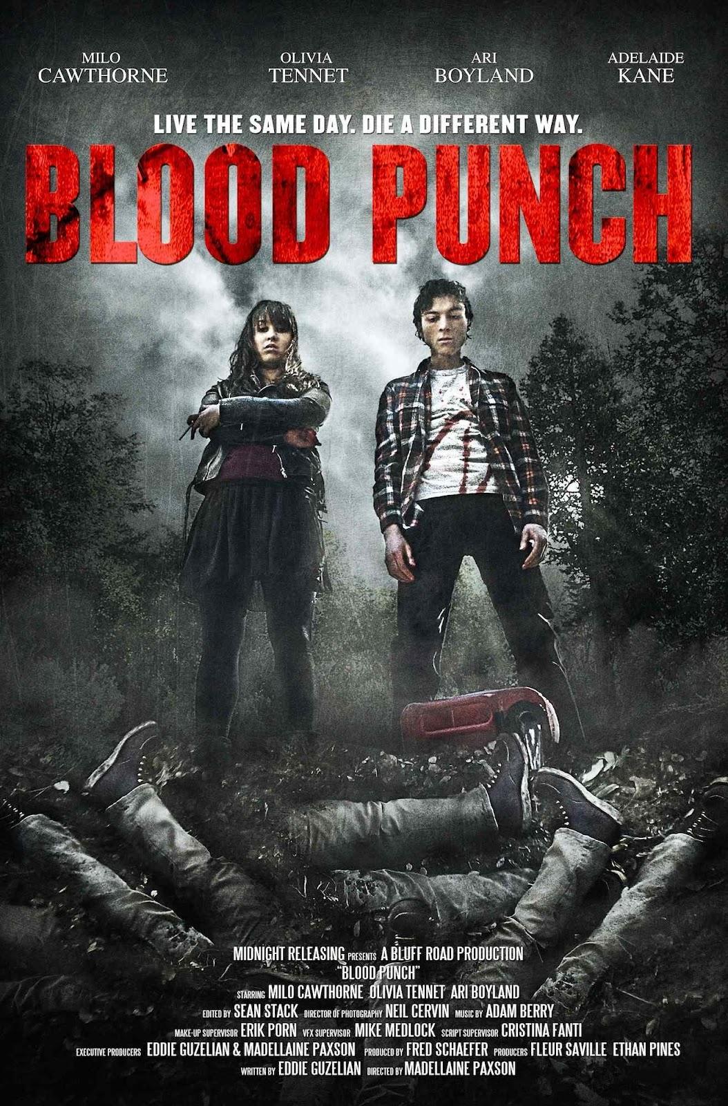 Blood Punch – Legendado – HD 720p