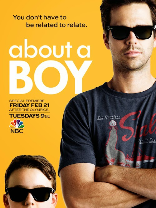 About a Boy (2014-) tainies online oipeirates