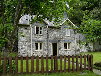Pwll Pendre, Hafod Estate