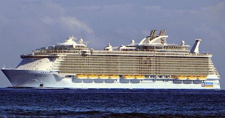 The Presurfer Top 10 Largest Cruise Ships In The World