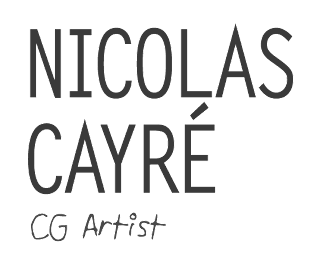 Nicolas Cayré - CG Artist