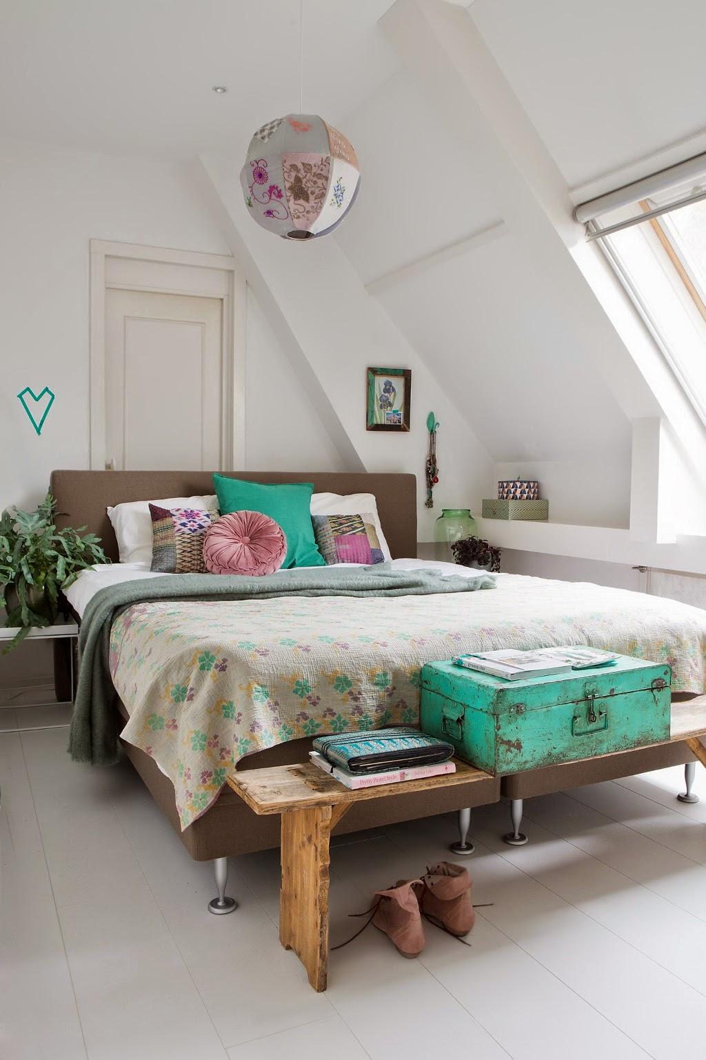 Otthon s dekor skandin v pasztell - Slaapkamer accessoire ...