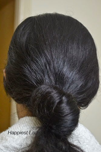 Tight Hair Bun