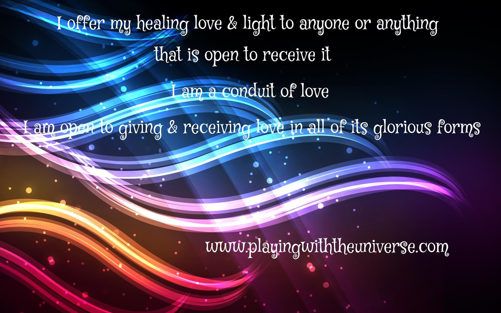 Angel Wisdom: Angel Wisdom with Sharon Taphorn ~ Energy for sending love and light and healing  45jwn