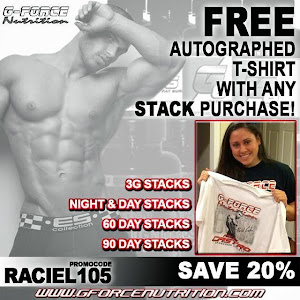 GET FREE SIGNED T-SHIRT FROM RACIEL