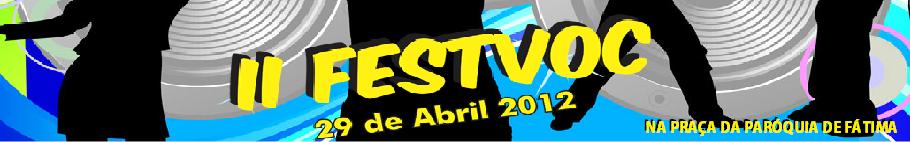 FESTVOC CAMPINA 2012