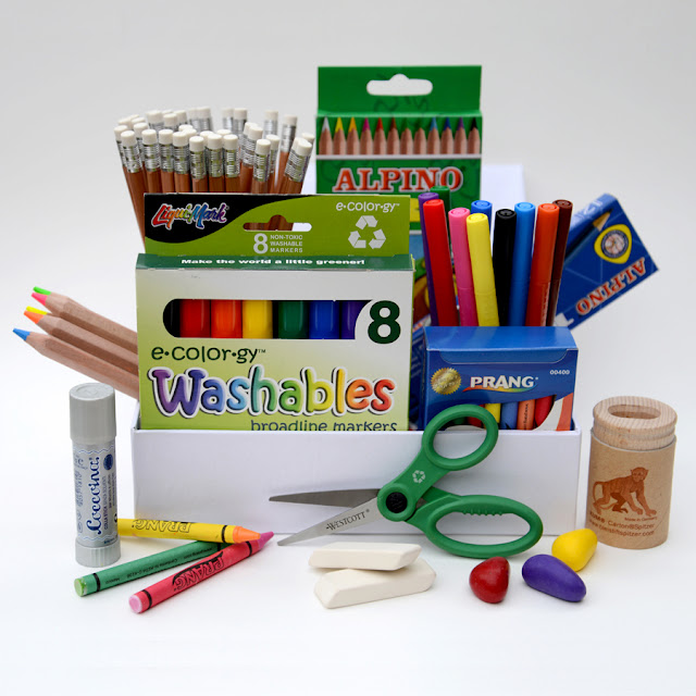 Stubby Pencil Studio Prize Pack