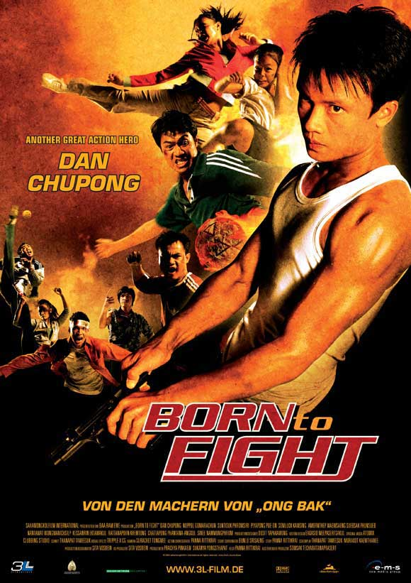 Born to Fight (Nacido Para Luchar) (2004)
