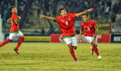 Kapten Timnas U-19 Evan Dimas