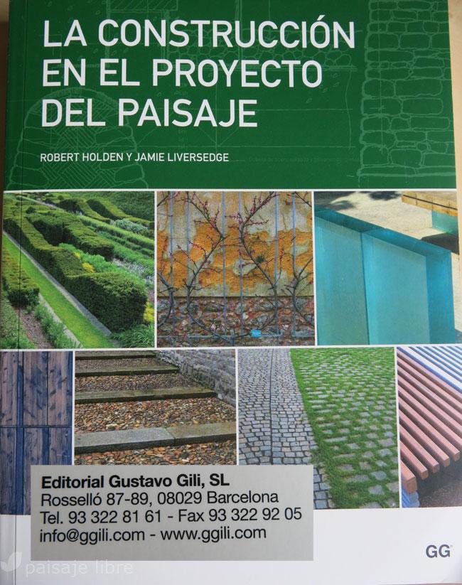 Llibros recomendados de jardiner a paisajismo y m s for Libros de jardineria y paisajismo