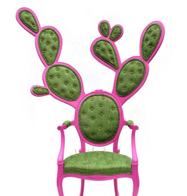 La casa de los cactus algunos ingenios con forma de cactus for Ohrensessel jackson