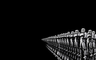 Stormtroopers Clonetroopers Army Awesome HD Wallpaper