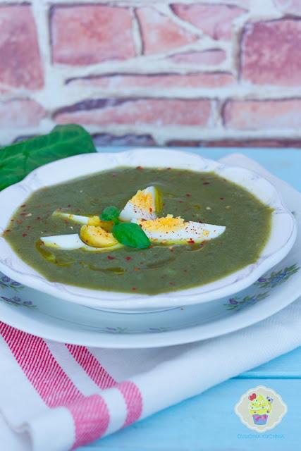 zupa ze szczawiu, zupa szczawiowa, szczawiowy krem, zupa krem ze szczawiu, szczaw zupa