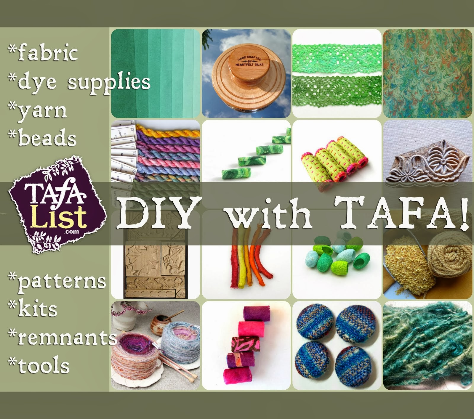 TAFA Supplies