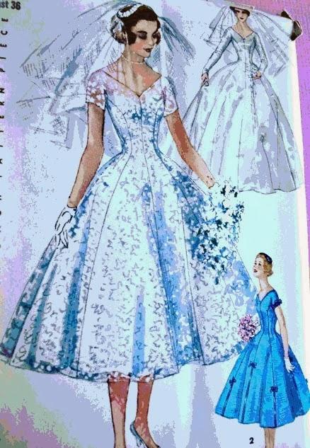 Doily Wedding Dress Craft