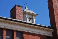 Hallsville clock tower