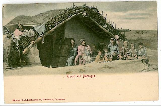 Tipuri de oameni din Dobrogea