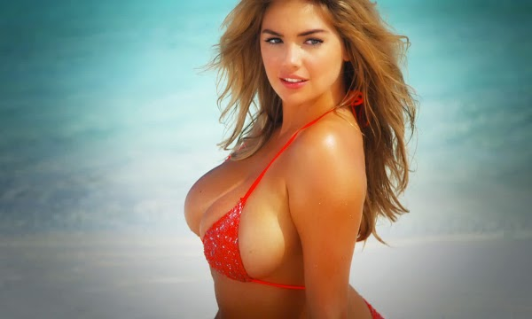 Kate Upton Gets Intimate in New Sports Illustrated Video