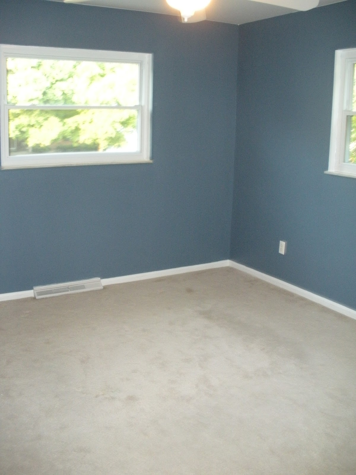 What Color Carpet Goes With Blue Walls Carpet Vidalondon