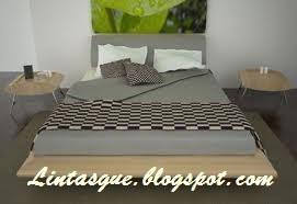gambar desain kamar tidur minimalis simpel