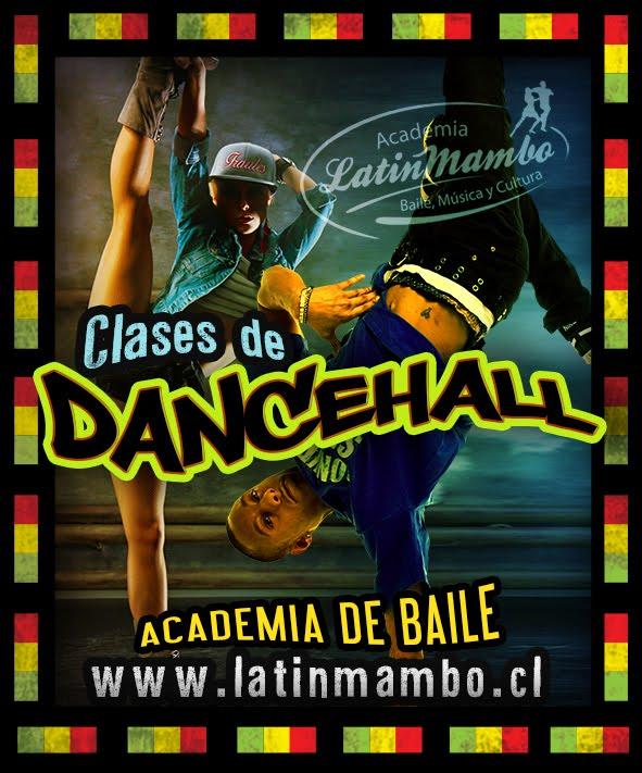 ¡APRENDE A BAILAR DANCEHALL!