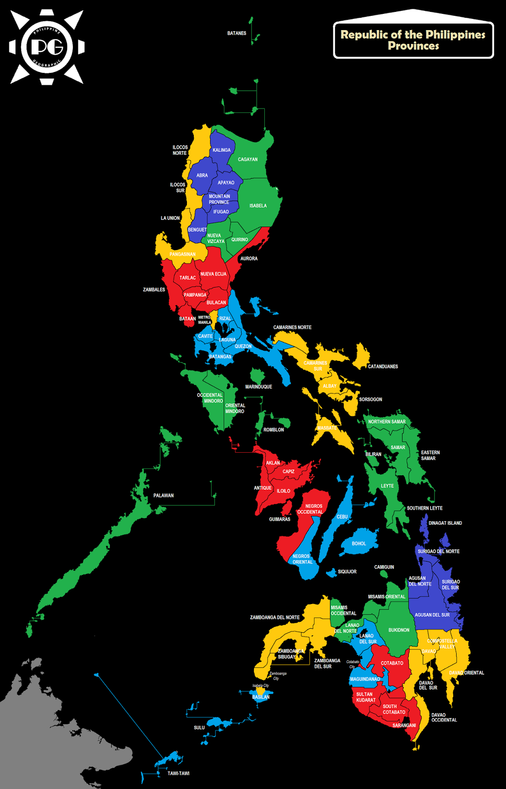 Philippine geographic guide to philippine provinces for Capital region craft fairs