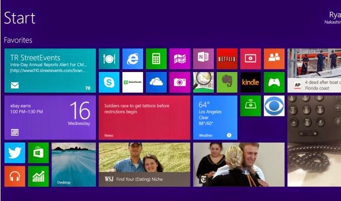 Microsoft Security Updates Out in June 2014 : Windows 8.1