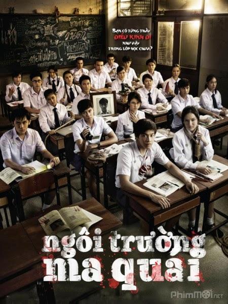 Ngôi trường ma ám 2014