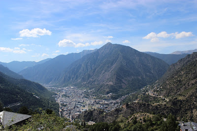View of Andorra