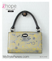 Miche Bag Hope Classic Shell Yellow
