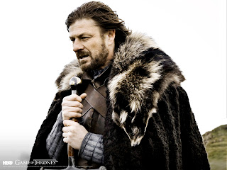 Eddard Stark with Sword HD Game Of Thrones Wallpaper