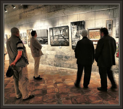 VILAFRANCA DEL PENEDES-CAPELLA-SANT JOAN-EXPOSICIONES-PINTURA-PREMIOS-PINTOR-ERNEST DESCALS-