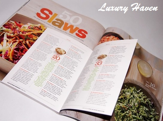 food network asia magazine coleslaw recipes
