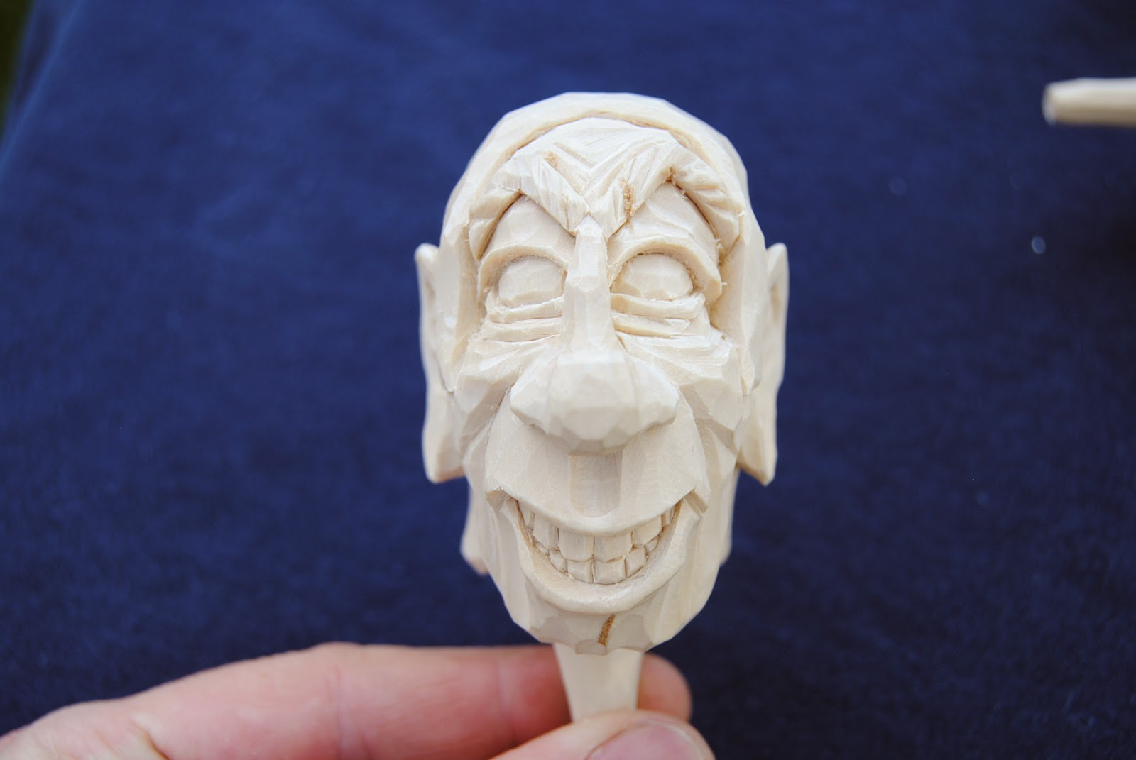 Carving Facial Expressions - boypicde