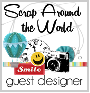 Guest Desighner for Scrap Around The world