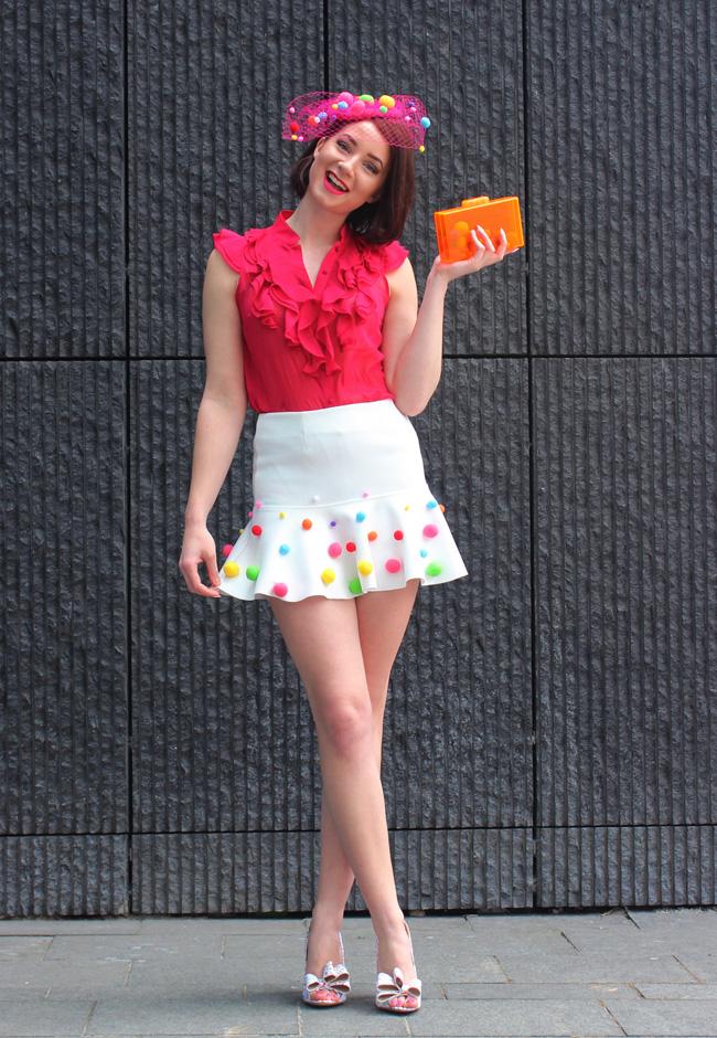 fashion favourites, rommydebonny, pompom outfit