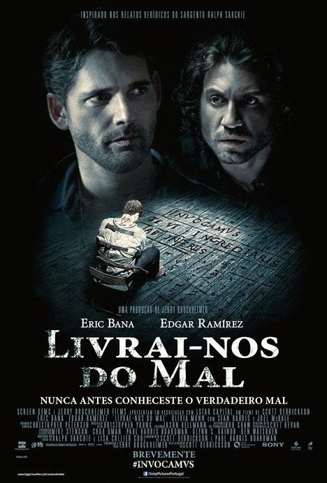 Baixar Filme Livrai-nos do Mal Dublado Torrent