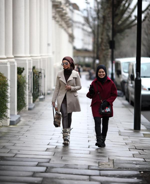 Gambar Menarik Percutian Keluarga Che Ta Di London