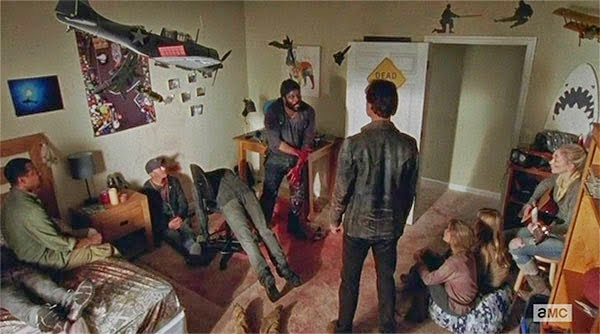 The Walking Dead 5x09 AMC