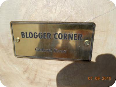 Blogger corner