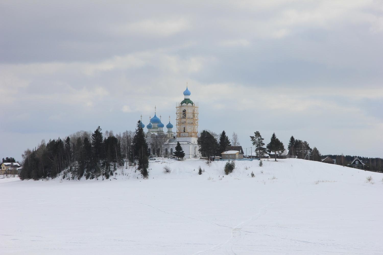 Церковь в деревне Чирково